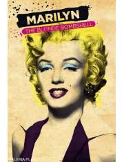 Marilyn Monroe Pop Art - plakat