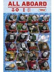 Tomek i Przyjaciele - Przegląd - Thomas - plakat