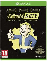 Fallout 4 Goty Xone Używana-43148