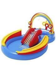 Wodny Plac Zabaw Intex Tęczowy Pierścień 57453NP-24006