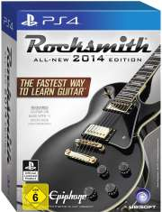 Rocksmith 2014 Kabel PS4-6649