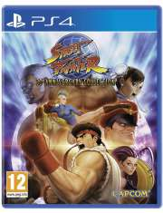 Street Fighter 30th Anniversary Collection PS4-32377