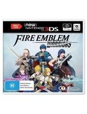 Fire Emblem Warriors 3DS-33322