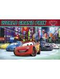 Auta 2 Cars 2 World Grand Prix - plakat