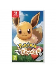 Pokemon: Let's Go Eevee NDSW-35155