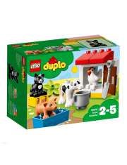 Klocki Lego Duplo 10870 Zwierzątka Hodowlane-35573