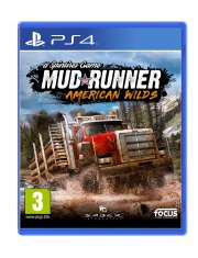 Spintires: MudRunner - American Wilds Edition PS4-35651