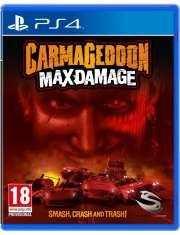 Carmageddon Max Damage PS4-24369
