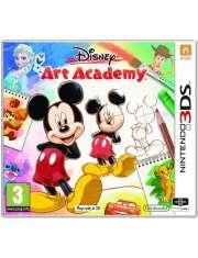 Disney Art Academy 3DS-37097