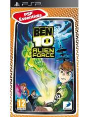 BEN 10 alien force PSP-396