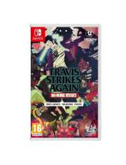 Travis Strikes Again No More Heroes NDSW-38888