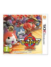 YO-KAI WATCH Blasters Red Cat 3DS-38987