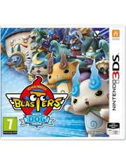 YO-KAI WATCH Blasters White Dog 2DS/3DS-39003