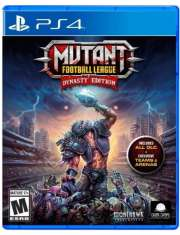 Mutant Football League Dynasty Edition PS4 Używana-43092