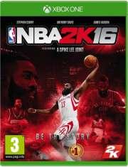 NBA 2K16 Xone Używana-13212