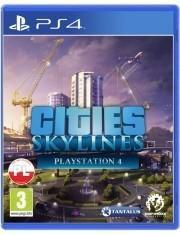 Cities Skylines PS4-25602