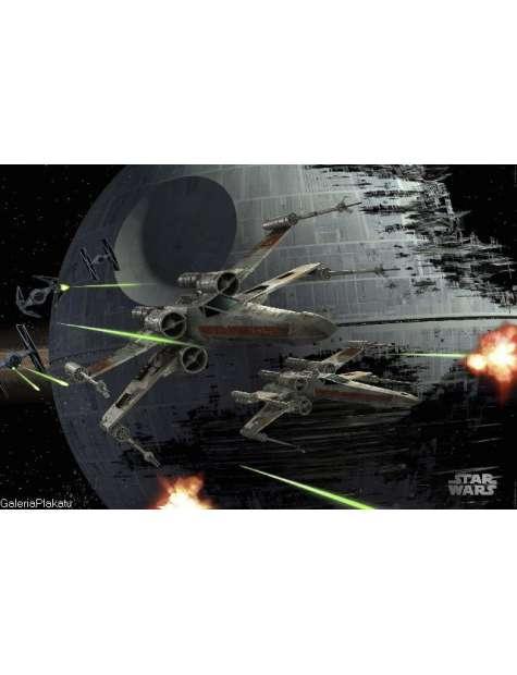 Star Wars Gwiezdne Wojny Gwiazda Śmierci - plakat