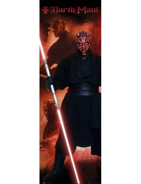 Star Wars Gwiezdne Wojny Darth Maul - plakat