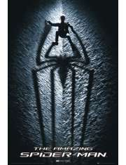 Niesamowity Spiderman One Sheet - plakat