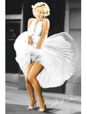 Marilyn Monroe Słomiany Wdowiec - plakat