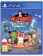 Worms W.M.D. All Stars PS4-21432