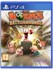 Worms BattleGrounds PS4-28710