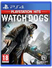 Watch Dogs Playstation Hits PS4-44418