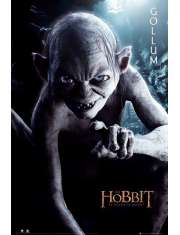 The Hobbit - Golum - plakat