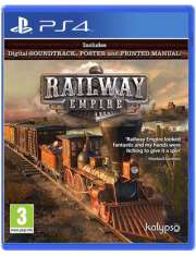 Railway Empire PS4-32923