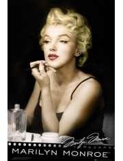Marilyn Monroe Pół żartem Pół serio - plakat