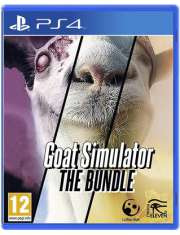 Symulator Kozy/ Goat Simulator The Bundle PS4-20078