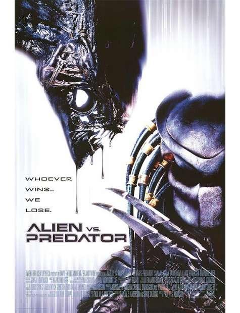 Alien vs. Predator - Ktokolwiek Wygra ... My Przegramy - plakat