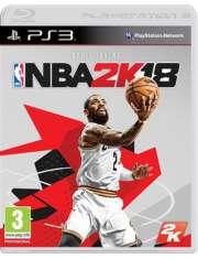 NBA 2K18 PS3-43679
