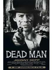Truposz - Johnny Depp - plakat
