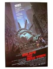 Ucieczka z Nowego Jorku - plakat