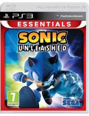 Sonic Unleashed Essentials PS3-8167