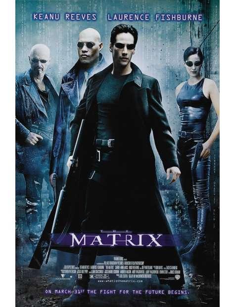 Matrix - plakat