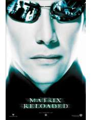 Matrix Reloaded - Neo - plakat