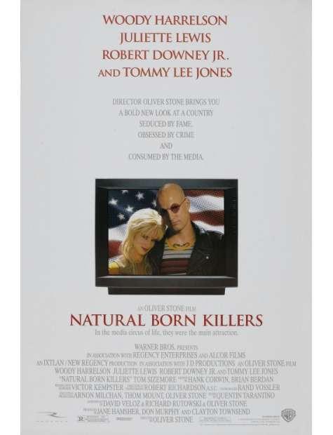 Urodzeni Mordercy - plakat