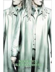 Matrix Reaktywacja - Bliźniaki - plakat