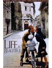 Życie jest Piękne - plakat