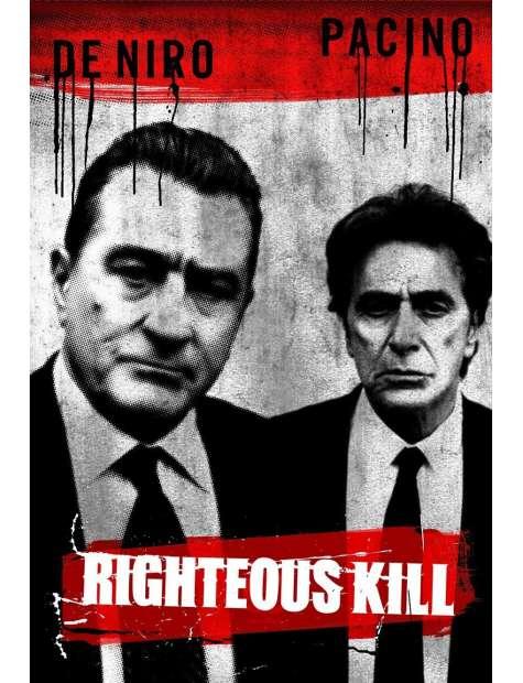 Zawodowcy - Righteous Kill - plakat