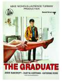 Absolwent - The Graduate - retro plakat