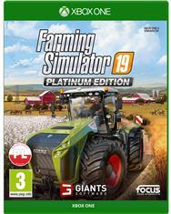 Farming Simulator 19 Edycja Platynowa Xbox one-44557
