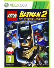 Lego Batman 2 DC Super Heroes Xbox360 RU-36849