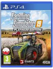 Farming Simulator 19 Edycja Platynowa PS4-44580