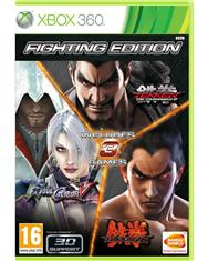 Fight Edition Tekken Tag2 Soul Calibur V Xbox360-8466