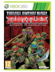 Teenage Mutant Ninja Turtles Mutants In Manhattan-7975