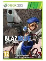 BlazBlue Calamity Trigger Xbox360-28819