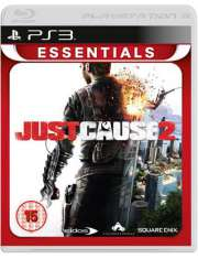 Just Cause 2 Essentials PS3-8497